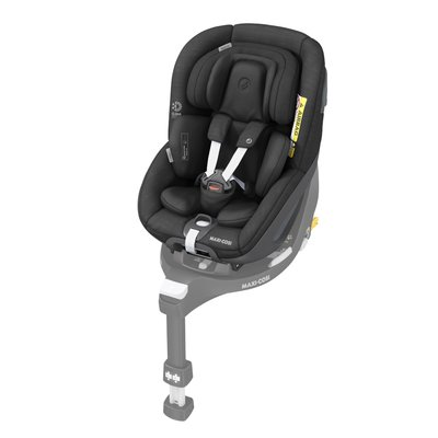 Maxi-Cosi Pearl 360 iSize Car Seat- Authentic Black