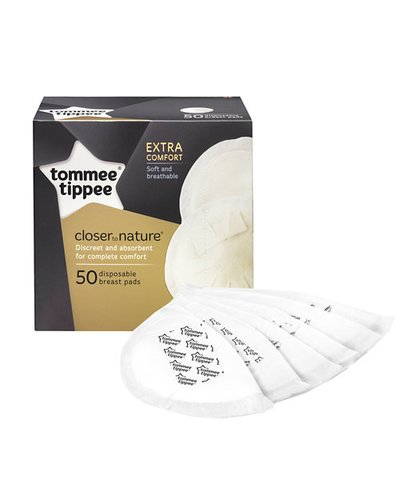 Tommee Tippee Disposable Breast Pads - 50 Pack