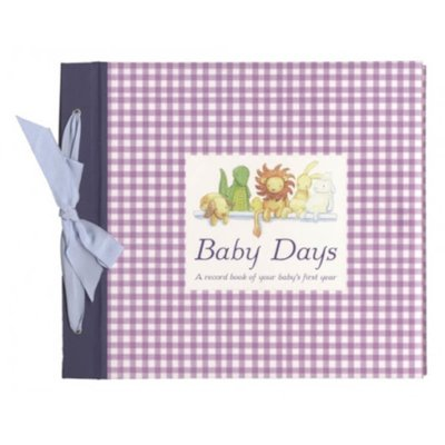 Baby Days Record Book