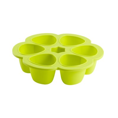 Beaba multiportions silicone 6 x 90 ml
