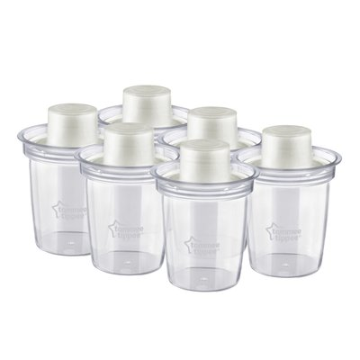 Tommee Tippee Milk Dispensors 6 Pack