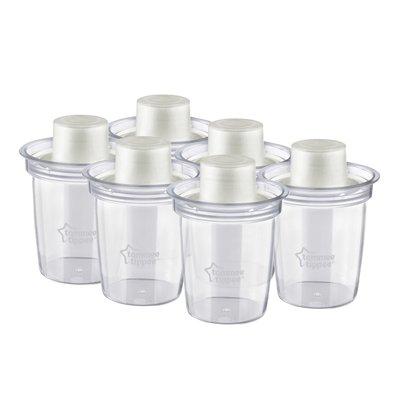 Tommee Tippee Milk Dispensors 6 Pack - Default