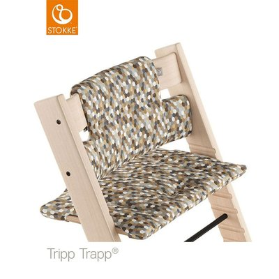 Stokke Tripp Trapp Cushion - Honeycomb Calm
