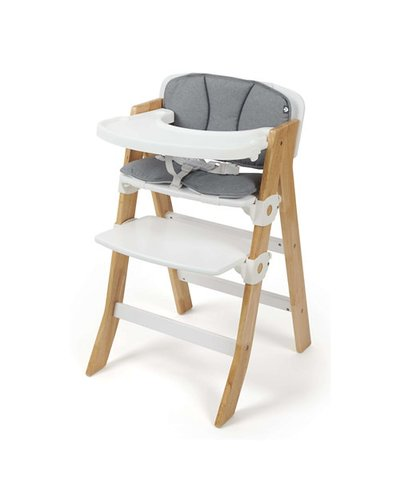 Babylo Oslo 2 in 1 Wooden Highchair