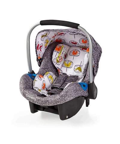 Cosatto Port 0+ Car Seat - Dawn Chorus