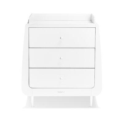 SnuzKot Skandi Changing Unit - White