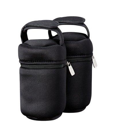 Tommee Tippee thermal Bag 2 Pack - Black