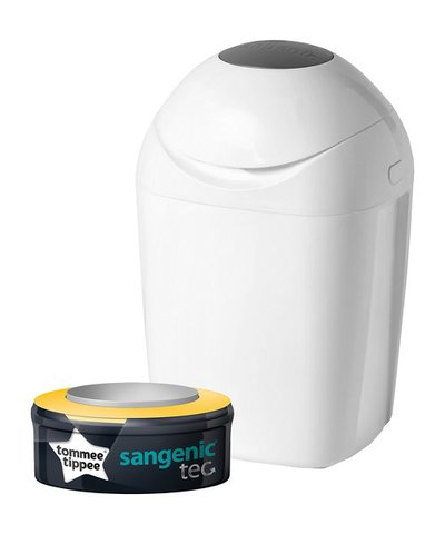 Tommee Tippee Sangenic Hygiene Plus Advanced Nappy Disposal System