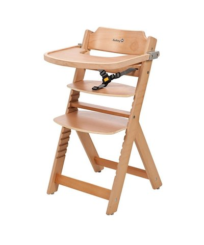 Safety 1ST Timba Highchair - Natural