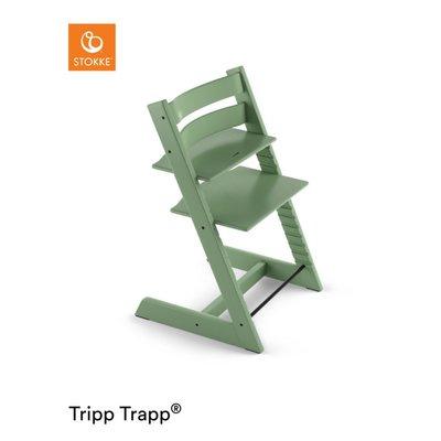 Stokke Tripp Trapp Chair - Moss Green