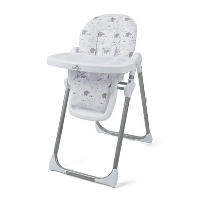 Babylo Hi Lo Highchair - Origami Elephant