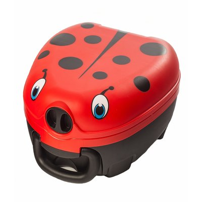 My Carry Potty - Ladybird - Default
