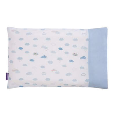 Clevafoam Pram Pillow Case Blue
