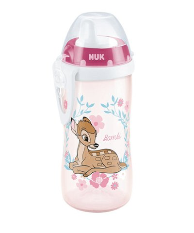 NUK First Choice Bambi Kiddy Cup 300ml 12m+