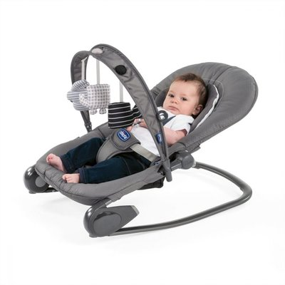 Chicco Hoopla Bouncer - Moon Grey