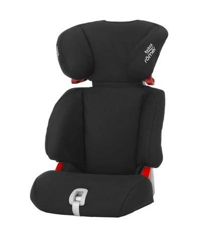 Britax Romer Discovery SL Highback Booster Seat - Cosmos Black