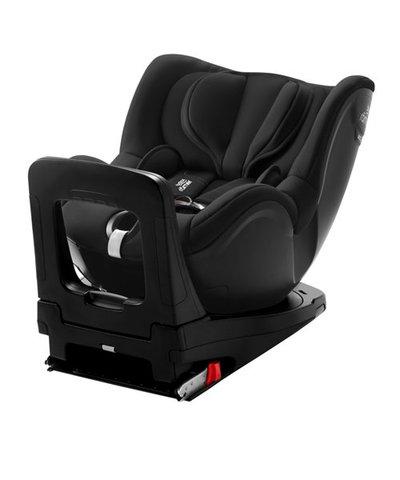 Britax Romer dualfix i-Size car seat - cosmos black