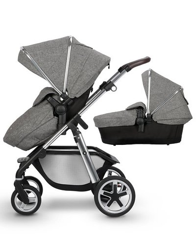Silver Cross Pioneer Pushchair - Eclipse