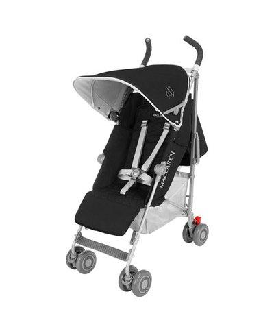 Maclaren Quest Stroller - Black/Silver
