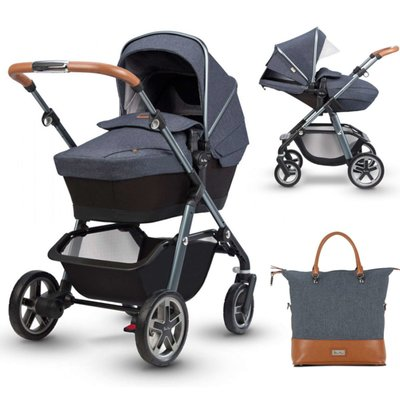 Silver Cross Pioneer 3 in 1 Travel System - Orkney