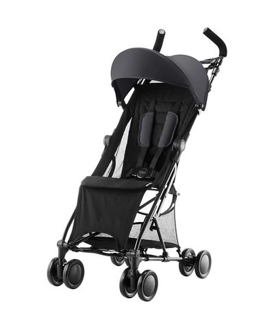 Britax Holiday Stroller - Cosmos Black