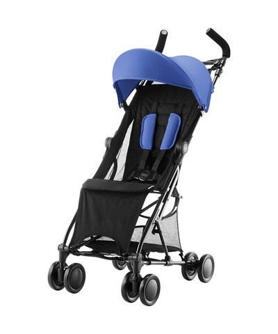 Britax Holiday Stroller - Ocean Blue