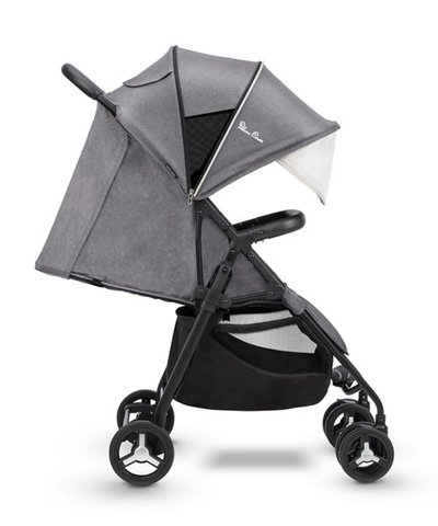 Silver Cross Avia Stroller - Galaxy