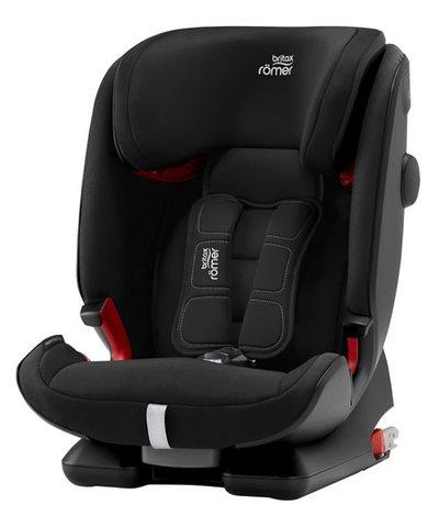 Britax Romer Advansafix IV R Car Seat - Cosmos Black