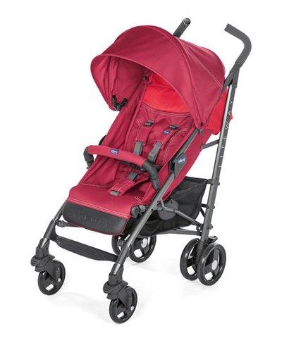 Chicco LiteWay Stroller - Berry