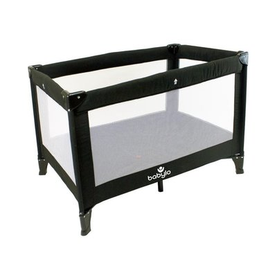 Babylo Alpha Travel Cot - Crayon