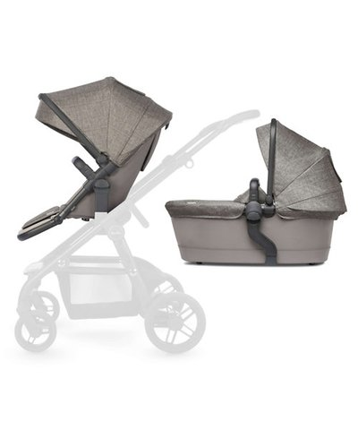 Silver Cross Coast Carrycot & Seat Unit - Tundra