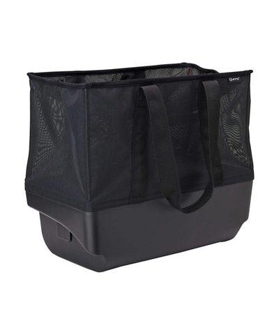 Quinny Hubb XXL Shopping Basket - Black