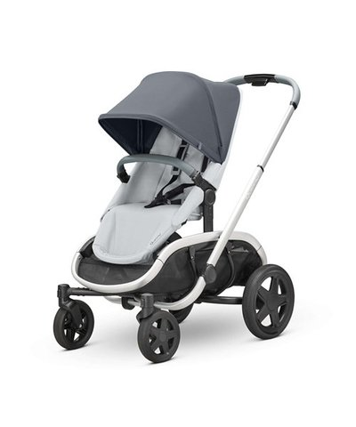Quinny Hubb Pushchair - Graphite on Grey
