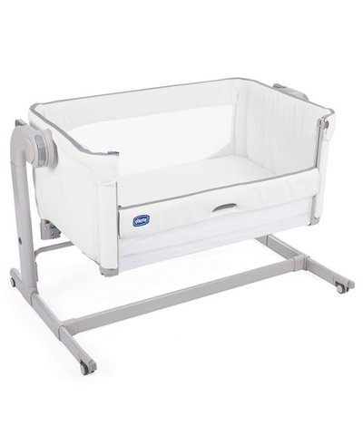 Chicco Next2Me Crib Magic - Snow White