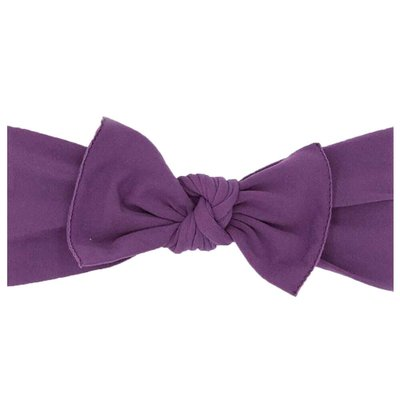 Little Bow Pip Plum Medium