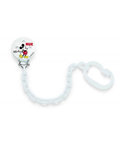 Nuk Soother Chain - Mickey Mouse