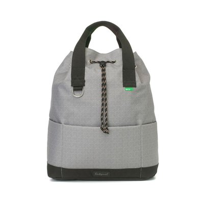 Babymel Top 'n' Tail Backpack - Grey - Default