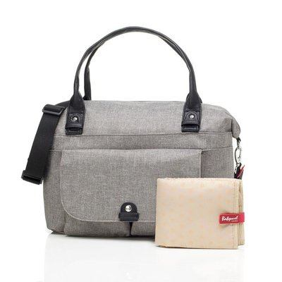 Babymel Jade Changing Bag - Grey - Default