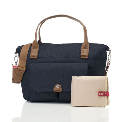 Babymel Jade Changing Bag - Navy - Default