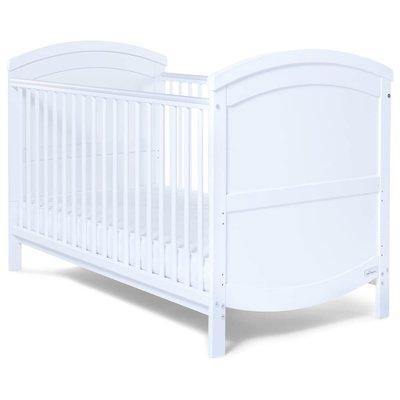 Baby Elegance Walt Cot Bed – White
