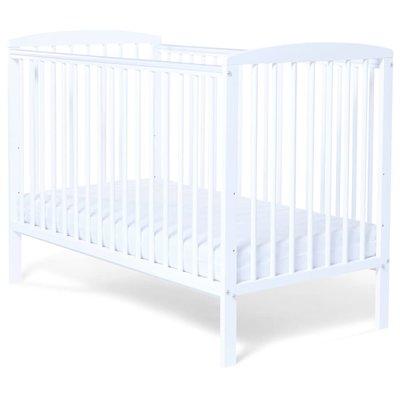 Baby Elegance Starlight Cot – White