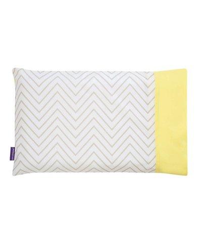 Clevamama Clevafoam Pram Pillow Case - Grey