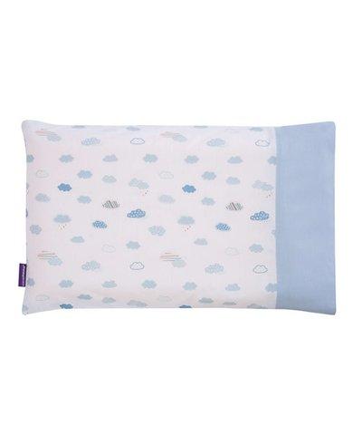 Clevamama Clevafoam Toddler Pillow Case - Blue