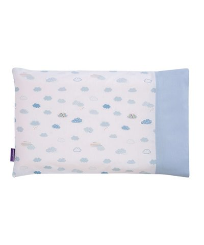 Clevamama Clevafoam Toddler Pillow Case - Blue