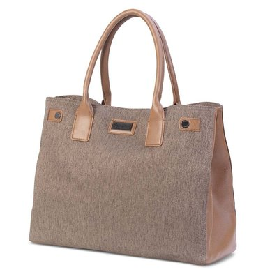 Silver Cross Pacific Changing Bag - Bronze