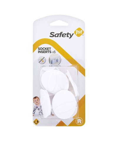 Safety 1st Socket Covers - 6 Pack