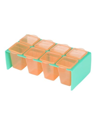 Clevamama ClevaPortions Freezer and Storage Containers