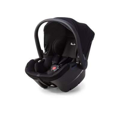 Silver Cross Simplicity Plus Car Seat - Black