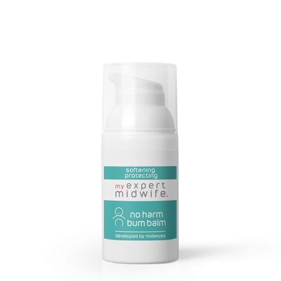My Expert Midwife No Harm Bum Balm For Baby - Default