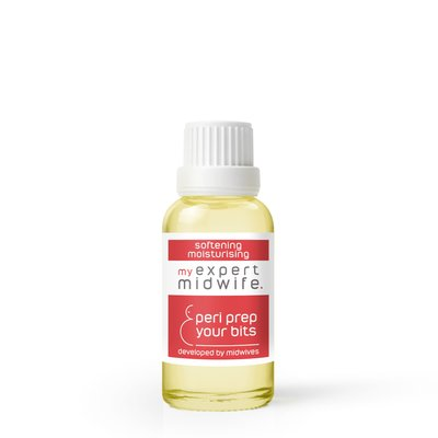 My Expert Midwife Peri Prep Your Bits Perineal Oil